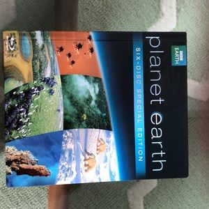 Planet Earth Special Edition